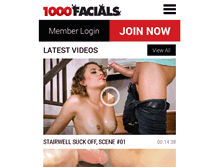 Tablet Preview of 1000facials.org